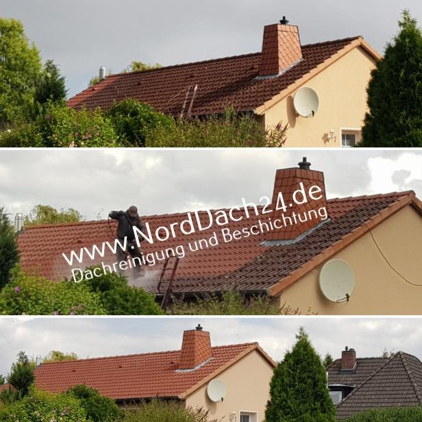 NordDach Dachreinigung Dachbeschichtung